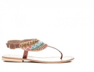 sandales,la halle aux chaussures