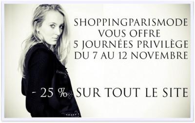 journées privilége Shopping Paris Mode nov09.jpg