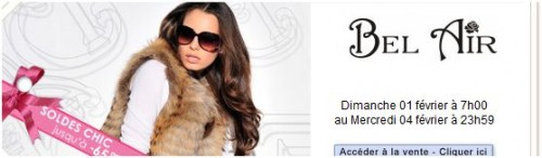annonce vente Bel Air soldes Chic.JPG