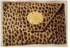pochette bellini leopard, estampe or, SOUS LES PAVES..JPG