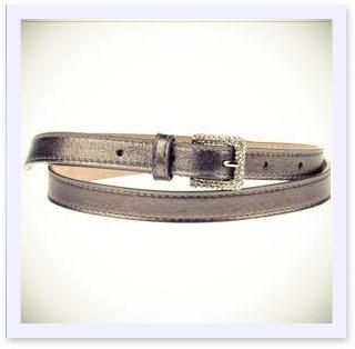 ceinture argent et strass Dolce & Gabbana sur BC pola.jpg